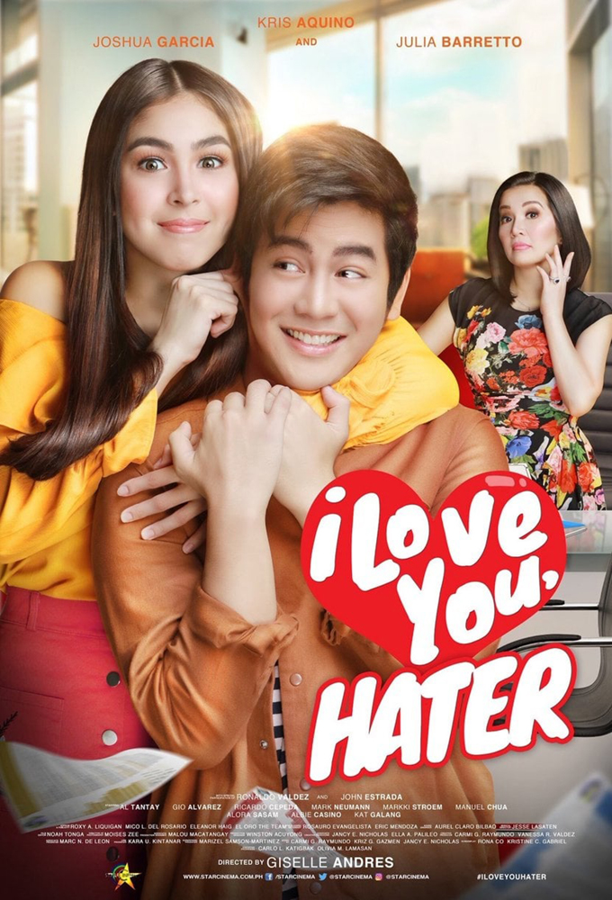 I Love You Hater (PH) (2018) - Philippine Movie - HD Streaming with English Subtitles