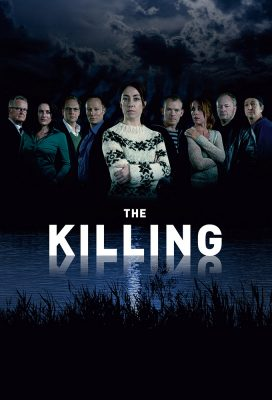 Forbrydelsen (The Killing) - Season 1 - Danish Series - SD Streaming with English Subtitles