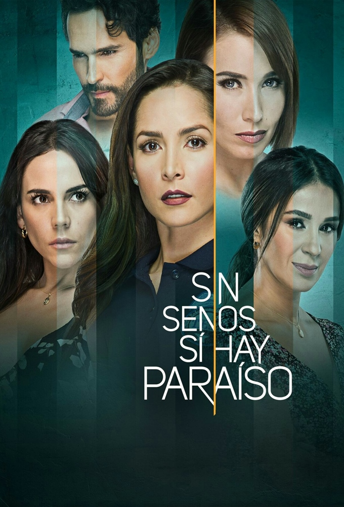 Sin senos sí hay paraíso - Season 2 - US-Colombian Telenovela - HD Streaming with English Subtitles