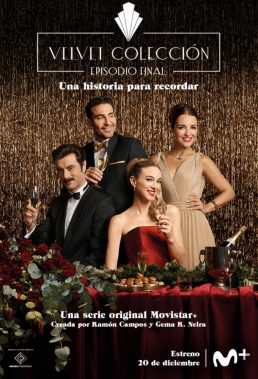 Velvet Colección - Grand Finale - Spanish Series - HD Streaming with English Subtitles