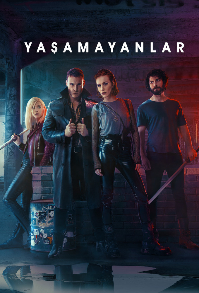 Yaşamayanlar (Immortals) - Season 1 - Turkish Series - HD Streaming with English Subtitles