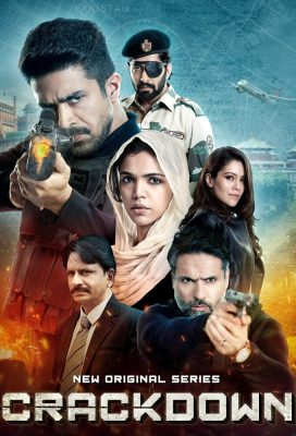 Crackdown - Season 1 - Indian Serial - HD Streaming with English Subtitles