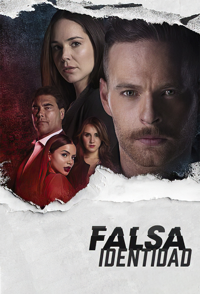 Falsa identidad (Fake Identity) - Season 2 - Spanish Language Telenovela - HD Streaming with English Subtitles