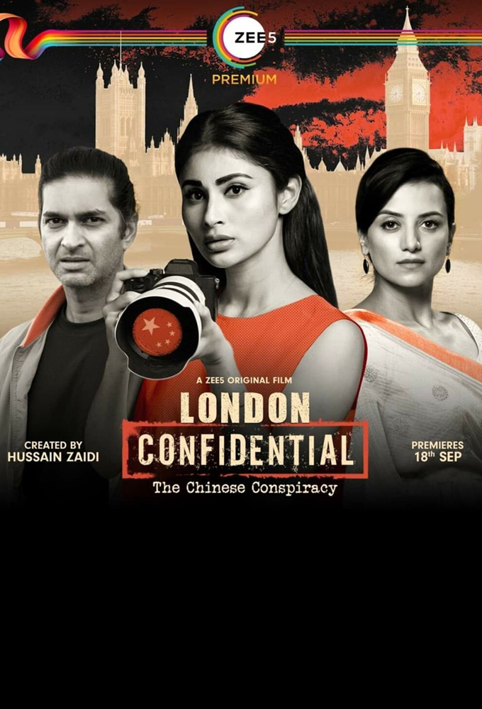 London Confidential The Chinese Conspiracy (2020) - Indian Movie - HD Streaming with English Subtitles