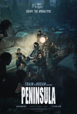 Train To Busan 2 Peninsula - Korean Movie - HD Streaming with English Subtitles