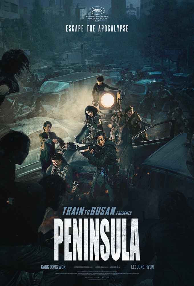 Train To Busan 2 Peninsula - Korean Movie - HD Streaming with English Subtitles