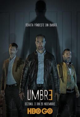 Umbre - Season 3 - Romanian Crime Series - HD Streaming with English Subtitles