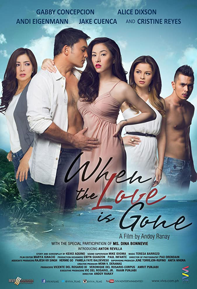 When The Love is Gone (PH) (2013) - Philippine Movie - HD Streaming with English Subtitles