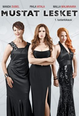 Mustat Lesket (Black Widows) - Season 1 - Finnish Series - HD Streaming with English Subtitles