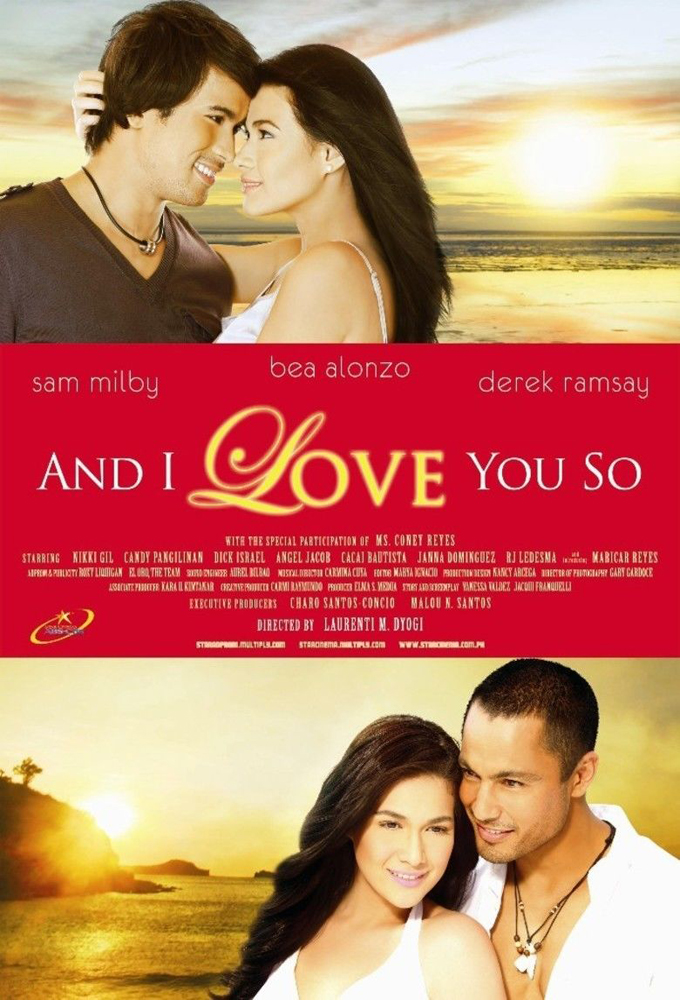 And I Love You So (2009) - Philippine Movie - HD Streaming with English Subtitles
