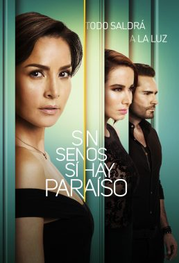 Sin senos sí hay paraíso - Season 3 - US-Colombian Telenovela - HD Streaming with English Subtitles