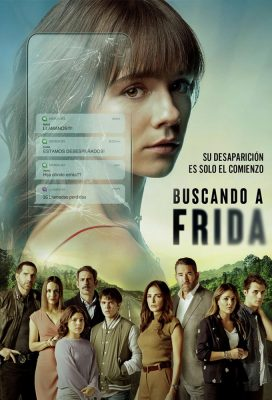 Buscando a Frida (The Search For Frida) - Spanish Language Telenovela - HD Streaming with English Subtitles