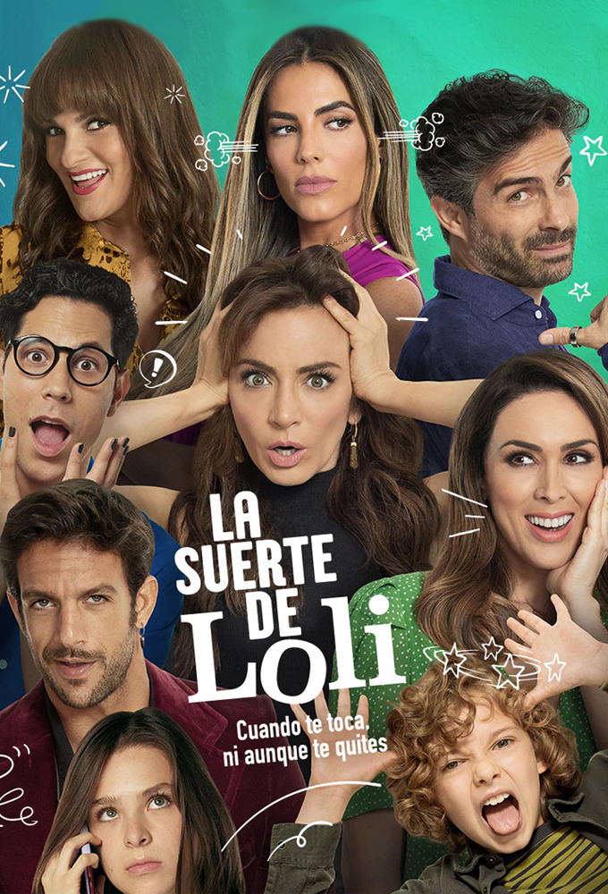 La suerte de Loli (Loli's Fate) - Spanish Language Telenovela - HD Streaming with English Subtitles