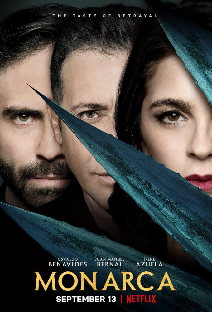 Monarca - Season 1 - Mexican Series - HD Streaming with English Subtitles