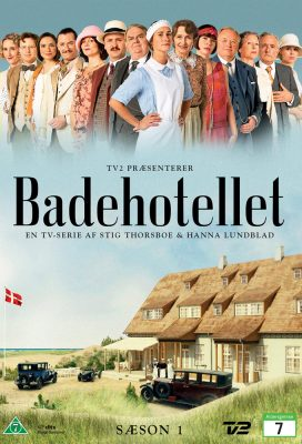 Badehotellet (Seaside Hotel) - Season 1 - Danish Series - HD Streaming with English Subtitles