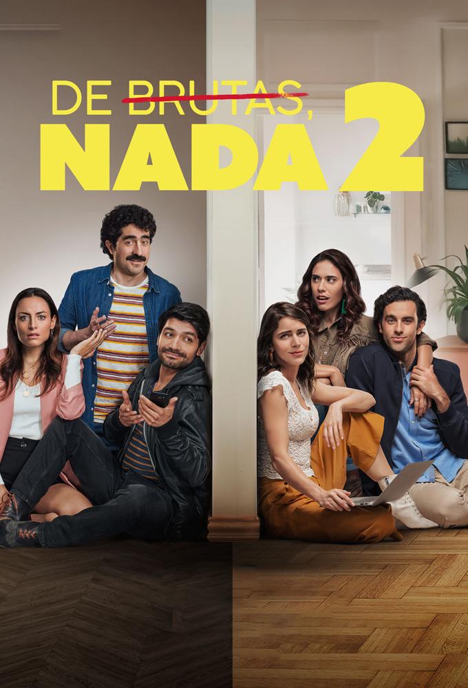 De brutas, nada - Season 2 - Mexican Series - HD Streaming with English Subtitles