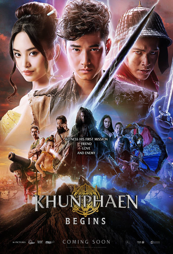 Khun Phan Begins (2019) - Thai Movie - HD Streaming with English Subtitles
