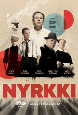 Nyrkki (Shadow Lines) - Season 1 - Finnish Series - HD Streaming with English Subtitles