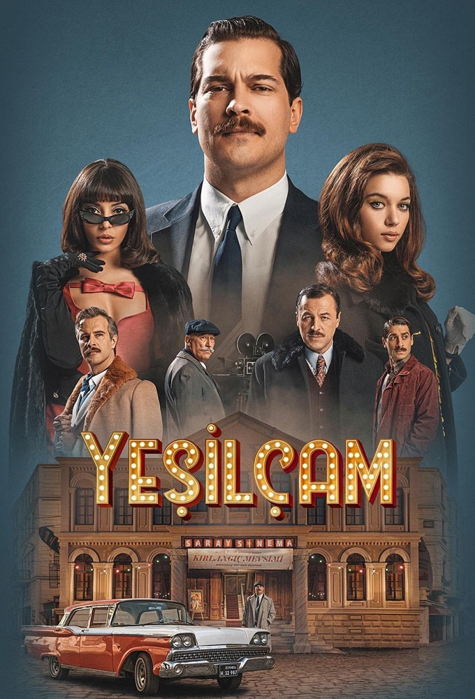 Yeşilçam (2021) - Season 1 - Turkish Series - HD Streaming with English Subtitles