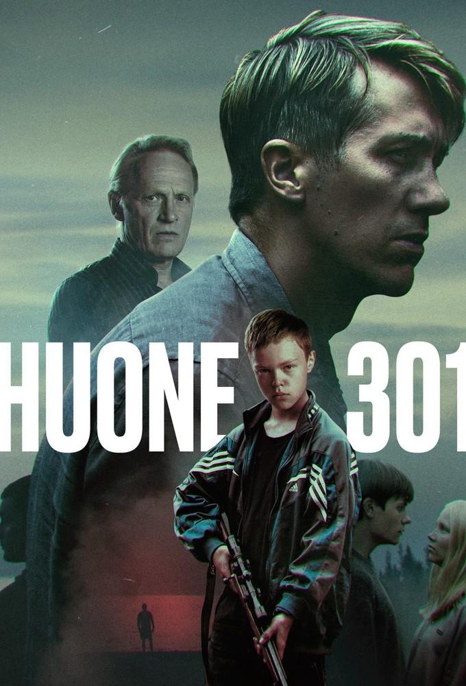 Huone 301 (Man In Room 301) - Season 1 - Finnish Series - HD Streaming with English Subtitles