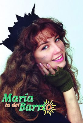 María la del Barrio (Humble Maria) (1995) - Mexican Telenovela - HD Streaming with English Subtitles