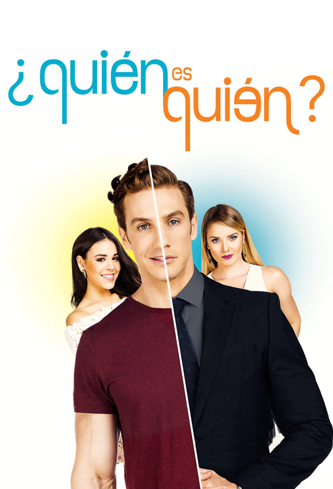 Quién es quién (Who is Who) - Spanish Language Telenovela - HD Streaming with English Subtitles