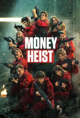 La Casa de Papel (Money Heist AKA The House of Paper) - Season 5 - Spanish Series - HD Streaming with English Subtitles